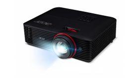 "Acer Projector Nitro G550, DLP,1080p (1920x1080) 120Hz, 8.3ms low input lag, 2200 ANSI Lm, Dynamic Black 10000:1, HDMI/MHL, HDMI, VGA, PC Audio, DC out(5V/2A USB Type A), RGB, RS232, 3D SYNC, Speaker 10W, 3.1kg+Acer T82-W01MW 82.5"" (16:10) Tripod Scr"