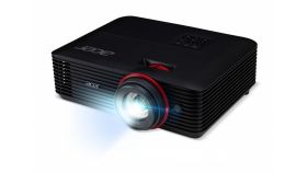 Acer Projector Nitro G550, DLP,1080p (1920x1080) 120Hz, 8.3ms low input lag, 2200 ANSI Lm, Dynamic Black 10000:1, HDMI/MHL, HDMI, VGA, PC Audio, DC out(5V/2A USB Type A), RGB, RS232, 3D SYNC, Speaker 10W, 3.1kg