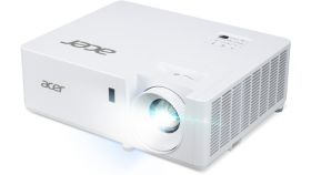 """Acer Projector XL1320W, DLP, Laser, WXGA, (1280x800), 3100 ANSIm, 2000000:1, 2*HDMI, VGA in/out, Analog RGB, RCA, Audio in/out, DC 5V out, RS232, 4.2kg.+Acer T82-W01MW 82.5"""" (16:10) Tripod Screen White"""