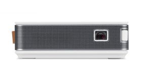 AOPEN PV12 (powered by Acer), 480p (854 x 480), 700 LED Lm, 5 000:1, Collapsible Stand Design, Auto Portrait mode, HDMI, USB Type A, IR receiver, WiFi, 1x2W, Build-in Battery, 0.440Kg, Dark Grey