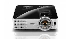 BenQ MX631ST, DLP, XGA (1024x768), 13 000:1, 3200 ANSI Lumens, HDMI/MHL, USB, Speaker, 3D Ready, Black