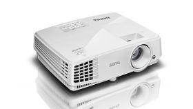BenQ MW571, DLP, WXGA (1280x800),13 000:1, 3200 ANSI Lumens,VGA,HDMI, Speaker, Lan control, 3D Ready