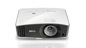 BenQ MU706, DLP, WUXGA (1920x1200), 20 000:1, 4000 ANSI Lumens, VGA, HDMI, Speaker, keystone, Corner fit, 3D Ready