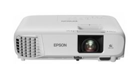Epson EH-TW740, Full HD 1080p (1920 x 1080, 16:9), 3300ANSI lumens, 16 000:1, USB 2.0, HDMI, Wireless 802.11b/g/n (optional), Lamp warr: 36 months or 3000h, White