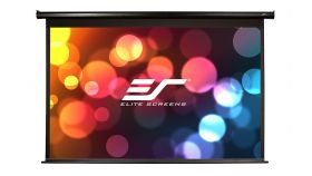 "Elite Screen Electric110H Spectrum, 110"" (16:9), 243.8 x 137.2 cm, Black"