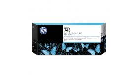 HP 745 300-ml Photo Black Ink Cartridge