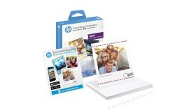 HP Social Media Snapshots, 25 sheets, 10x13cm