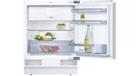 Bosch KUL15A65, Built-in/under fridge, A++, SoftClose, 123l(108+15), 38dB, 60x82x55cm