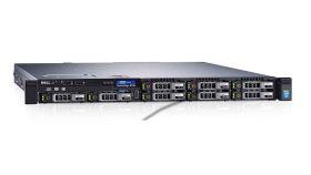 Dell PowerEdge R330, Intel Xeon E3-1220v6 (3.0GHz, 8M), 16GB 2400 UDIMM, 1TB SATA, PERC H330 RAID Controller, DVD+/-RW, iDRAC8 Express, Single Hot Plug PS 350W, 3Yr NBD