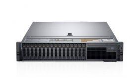 """Dell PowerEdge R740, Intel Xeon Silver 4108 (11M Cache, 8C, 1.8GHz), 16GB 2667MT/s RDIMM, 120GB SSD, PERC H330+, iDRAC9 Express, 750W HotPlug, Chassis 8 x 3.5"""" Hot Plug, 3Y Basic NBD"""