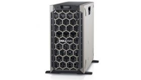 Dell EMC PowerEdge T440/Chassis 8 x 3.5 HotPlug/Xeon Silver 4208/16GB/1x600GB/Casters/Bezel/No optical drive/On-Board LOM DP/PERC H330+/iDRAC9 Exp/Dual Redundant 750W(1+1)/3Y Basic Onsite