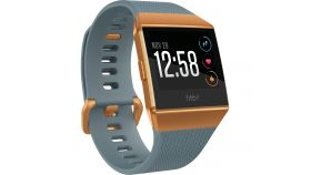 Fitbit Ionic, Slate Blue, Burnt Orange