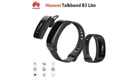 "Huawei Band B3 Lite, Grus-B09, Smart band&bluetooth headset, 0.91"" OLED non-touch screen, Black"