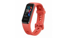 "Huawei Band 4, 0.96"" TFT color screen,32MB Flash, 3-axis motion sensor,battery 91mAh, Water resistance 5ATM, BT, Amber Sunrise"