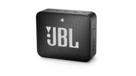 JBL GO 2 BLK portable Bluetooth speaker