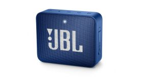 JBL GO 2 BLU portable Bluetooth speaker
