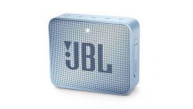 JBL GO 2 CYAN portable Bluetooth speaker