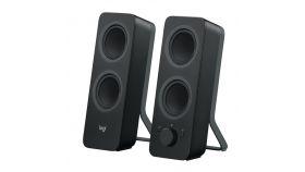 Logitech Z207 Bluetooth Computer Speakers - Black