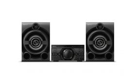 Sony MHC-M60D Audio System with DVD and Bluetooth