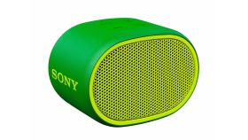 Sony SRS-XB01 Portable Wireless Speaker with Bluetooth, green