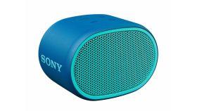 Sony SRS-XB01 Portable Wireless Speaker with Bluetooth, blue