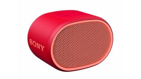 Sony SRS-XB01 Portable Wireless Speaker with Bluetooth, red