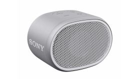 Sony SRS-XB01 Portable Wireless Speaker with Bluetooth, white