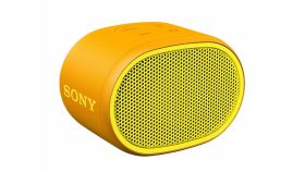 Sony SRS-XB01 Portable Wireless Speaker with Bluetooth, yellow