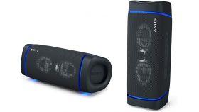 Sony SRS-XB33 Portable Bluetooth Speaker, black
