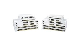 Cisco CBS250 Smart 24-port GE, PoE, 4x1G SFP