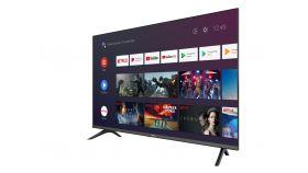 "Hisense 40"" A5700F, Full HD 1920x1080, LED, Smart TV, Android TV, WiFi, BT, 2xHDMI, 3xUSB, LAN, DVB-T2/C/S2, Black"