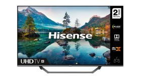 "Hisense 55"" A7500F, 4K Ultra HD 3840x2160, LED, 4K HDR, Smart TV, WiFi, BT, 3xHDMI, 2xUSB, LAN, DVB-T2/C/S2, Grey"