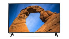 "LG 32LK500BPLA, 32"" LED  HD TV, 1366x768, DVB-T2/C/S2, HDMI, CI, USB, 2 Pole Stand, Black"