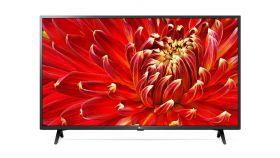 "LG 43LM6300PLA, 43"" LED Full HD TV, 1920x1080, DVB-T2/C/S2, webOS Smart TV, ThinQ AI, WiFi 802.11ac,  Slim Bezel Design, Active HDR, HDMI, CI, LAN, USB, Bluetooth, Ceramic Black"