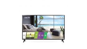 "LG 43LT340C0ZB, 43"" LED HD TV, 1920x1080, DVB-T2/C/S2, Hotel Mode, Lock mode,  USB Cloning, HDMI, RS-232C, Wake on LAN, Headphone Out, 2 Pole Stand, Black"
