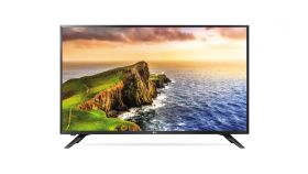 "LG 43LV300C, 43"" LED HD TV, 1920x1080, DVB-T2/C/S2, Hotel Mode, USB Cloning, HDMI, RS-232C, 2 Pole Stand, Black"