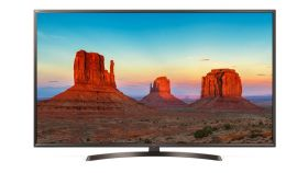 "LG 43UK6400PLF, 43"" 4K UltraHD TV, 3840 x 2160, DVB-T2/C/S2, Smart webOS 4.0, Ultra Surround,WiFi 802.11ac, 4КActive HDR, HDMI, Simplink, CI, LAN, WIDI, Miracast, USB, Bluetooth, Watch & Record, TV Recording, Cresent Stand, Havana Brown"