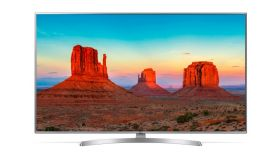 "LG 43UK6950PLB, 43"" 4K UltraHD TV, IPS 4K Display 3840 x 2160, DVB-T2/C/S2, Smart webOS 4.0,ThinQ AI, WiFi 802.11ac, 4КActive HDR, HDMI, Simplink,CI, LAN, WIDI, Miracast, USB, Bluetooth, Metal Frame, Cresent Stand, Havana gray"
