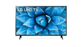 "LG 43UN73003LC, 43"" 4K IPS UltraHD TV 3840 x 2160, DVB-T2/C/S2, webOS Smart TV, ThinQ AI, Quad Core Processor 4K, WiFi 802.11ac, HDR10 PRO 4K/2K, Simplink,Miracast / AirPlay, HDMI, CI, LAN, USB, Bluetooth, 2 Pole Stand, Black"