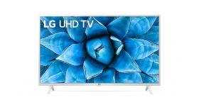 "LG 43UN73903LE, 43"" 4K IPS UltraHD TV 3840 x 2160, DVB-T2/C/S2, webOS Smart TV, ThinQ AI, Quad Core Processor 4K, WiFi 802.11ac, HDR10 PRO 4K/2K, Ultra Surround, Simplink,Miracast / AirPlay, HDMI, CI, LAN, USB, Bluetooth, 2 Pole Stand, Black"