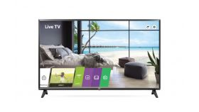 """LG 49LT340C0ZB, 49"""" LED HD TV, 1920x1080, DVB-T2/C/S2, Hotel Mode,Lock mode,  USB Cloning, HDMI, RS-232C, Wake on LAN, Headphone Out, 2 Pole Stand, Black"""