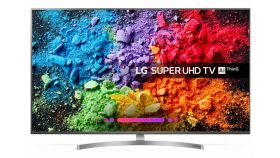 LG 49SK8100PLA, 49'' SUPER UHD TV,DVB-T2/C/S2, Alpha 7 Processor,Nano Cell Color, Cinema HDR,4K HFR,Local Dimming,Billion Rich Colors,Ultra Luminance,ThinQ AI,Smart webOS 4.0,Dolby Atmos WiDi, WiFi 802.11.ac, Bluetooth, Miracast, LAN,DLNA, CI, HDMI,