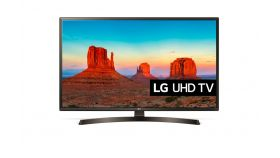 "LG 49UK6400PLF, 49""  4K UltraHD TV,3840 x 2160, DVB-T2/C/S2, Active HDR,Smart webOS 4.0,Ultra Surround,WiFi 802.11ac, ,HDMI, Simplink,CI, LAN, WIDI, Miracast, USB, Bluetooth,Watch & Record,TV Recording,Cresent Stand,Havana Brown"