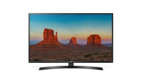 "LG 49UK6470PLC, 49""  4K UltraHD TV,3840 x 2160, DVB-T2/C/S2, ActiveHDR,Smart webOS 4.0,Ultra Surround,WiFi 802.11ac,HDMI, Simplink,CI, LAN,DLNA,WIDI, Miracast, USB, Bluetooth,Watch & Record,TV Recording,Cresent Stand,Havana Gray"