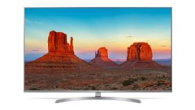 LG 49UK7550MLA, 49'' SUPER UHD TV, 3840x2160, DVB-T2/C/S2, Nano Cell, DTS Virtual:X,Active HDR, Smart webOS 4.0, WiDi, WiFi 802.11.ac, Bluetooth, Miracast, LAN, DLNA CI, HDMI, USB, TV Recording, Crescent stand, Titan