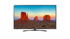 "LG 50UK6470PLC, 50""  4K UltraHD TV,3840 x 2160, DVB-T2/C/S2,Active HDR Smart, webOS 4.0,Ultra Surround,True Colour Accuracy,ThinQ AI,WiFi 802.11ac,HDMI, Simplink,CI, LAN,DLNA,WIDI, Miracast, USB, Bluetooth,Watch & Record,TV Recording,Cresent Stand,Ha"