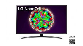 """LG 55NANO793NE, 55"""" 4K IPS HDR Smart Nano Cell TV, 3840x2160, 200Hz, DVB-T2/C/S2, 4K Active HDR ,HDR 10, webOS, AI functions, WiFi 802.11.ac, Voice Controll, Bluetooth 5.0, Miracast / AirPlay 2, 2 pole stan"""