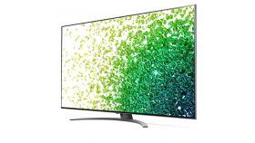 "LG 55NANO863PA, 55"" 4K IPS HDR Smart Nano Cell TV, 3840x2160, 200Hz, DVB-T2/C/S2, Alpha 7 III Processor, Cinema HDR, Dolby Vision IQ, Dolby Atmos, webOS ThinQ, AI functions, FreeSync, WiFi 802.11.ac, Voice Controll, Bluetooth 5.0, Miracast / AirPlay"