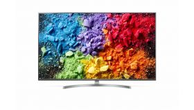 LG 55SK8100PLA, 55'' SUPER UHD TV,DVB-T2/C/S2, Alpha 7 Processor,Nano Cell Color, Cinema HDR,4K HFR,Local Dimming,Billion Rich Colors,Ultra Luminance,ThinQ AI,Smart webOS 4.0,Dolby Atmos WiDi, WiFi 802.11.ac, Bluetooth, Miracast, LAN,DLNA, CI, HDMI,