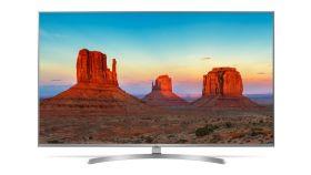 LG 55UK7550MLA, 55'' SUPER UHD TV, 3840x2160, DVB-T2/C/S2, Nano Cell,DTS Virtual:X,Active HDR, Smart webOS 4.0, WiDi, WiFi 802.11.ac, Bluetooth, Miracast, LAN, DLNA CI, HDMI, USB, TV Recording, Crescent stand, Titan